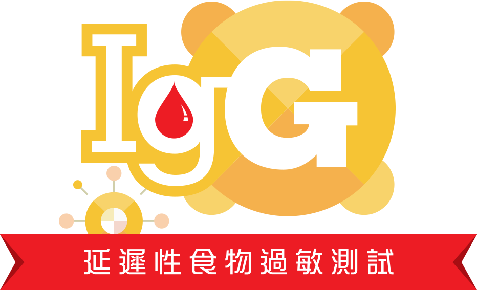 IgG Food Sensitivity Screening Test 延遲性食物過敏測試